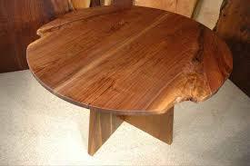 custom dining room tables live natural edge wood slabs