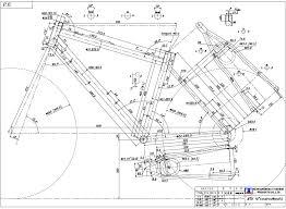 a frame blueprints modern bikes prototype flatland frames preview