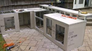 amazing the incredible diy outdoor kitchen kits pertaining to