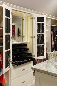 Armoire With Mirrored Front Closet Jewelry Armoire Thesecretconsul Com