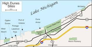 State Of Indiana Map by Longshore Birding Platform Indiana Dunes Birding