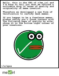 Meme Creation - 25 best memes about origin of meme origin of memes