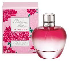 Parfum De Provence Pivoine Flora 2015 L Occitane En Provence Perfume A New