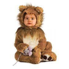 Cowardly Lion Costume Baby Lion Costume Ebay