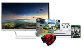 xbox one amazon black friday fallout 4 and gears of war an hp 23 inch ips monitor for 83 and xbox one s free gears of