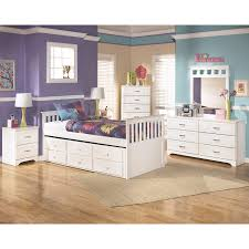 Espresso Twin Trundle Bed Lulu Twin Trundle Bed By Ashley Furniture B102 50d 50t 53 83