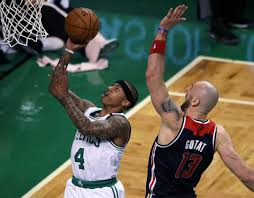 celtics knock out wizards in game 7 to advance to conference finals