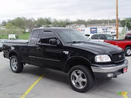 2000 ford f150 4x4 2000 black ford f150 xlt extended cab 4x4 28527656 photo 3