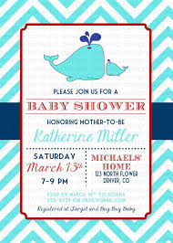 whale baby shower invitations whale baby shower invitation baby boy katiedid designs