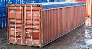 used 40 u0027 open top containers ats containers