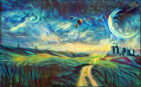 paint dream deep dream generator