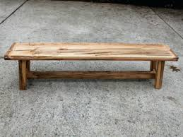 outdoor timber bench with storage simple outdoor wood bench plans