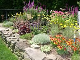 flower garden gardening landscape design 750x566 in 227 perennial