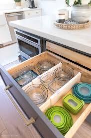 kitchen cabinet storage ideas 8 budget friendly kitchen organization ideas driven by decor