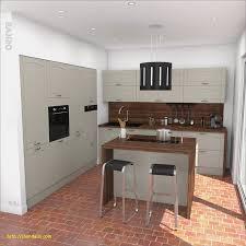 petit ilot cuisine petit ilot cuisine frais meuble de cuisine taupe avec ilot de