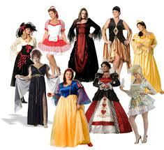 halloween costume sizes dimensions info