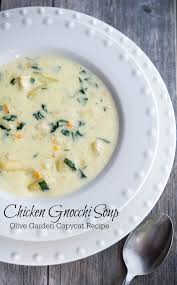 olive garden family meal deal olive garden chicken gnocchi soup copycat recipe chicken