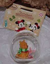 Winnie The Pooh Christmas Tree Decorations Disney Store Winnie The Pooh Open Globe Bauble Christmas Tree