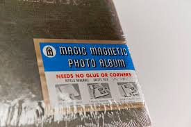 Magnetic Pages Photo Album The History Of Scrapbooking