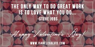 A Happy Valentine Will The by Happy Valentine U0027s Day Isabel Galvis