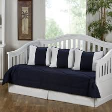 Daybed Cover Sets Cabana Navy And White 5 Daybed Set New Apartment Decor