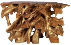Home Decorators Console Table Dino Console Table By Zuo Modern Teak Wood Console Tables Rustic