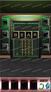 100 doors x level 68 game solver