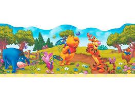 bordüre kinderzimmer selbstklebend kinderzimmer bordüre winnie pooh winnie the pooh