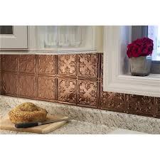 tin tile back splash copper backsplashes for kitchens 45 best copper kitchen backsplashes wall tiles images on pinterest