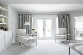Grey Curtains On Grey Walls Decor Brilliant Bedroom With Grey Curtains Decor With Curtains Grey