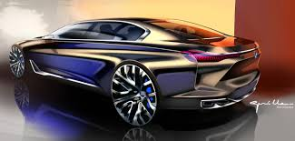 bmw supercar concept bmw vision future luxury concept revealed photos 1 of 10