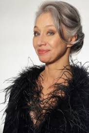 hairstyles with grey streaks 1119 best silver hair images on pinterest going gray grey hair