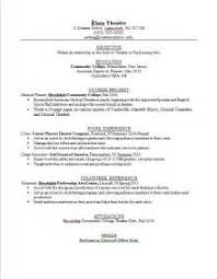 Part Time Resume Sample by Free Student Resume Templates College Student Resume Template