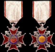 siege croix décorations des volontaires royaux croix du siège de lyon