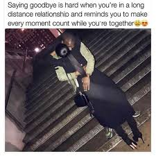 Long Distance Relationship Meme - dopl3r com memes saying goodbye is hard when youre in a long