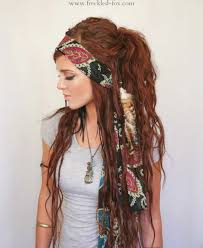 boho hair accessories shiny sequins looks boho madness