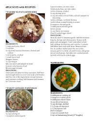 cuisine by region delicacies with recipe of region iii