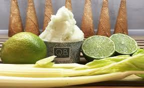 sedano bianco gelato sedano bianco e lime photo de qb gelato milan tripadvisor
