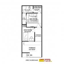 house plat gorgeous house plan for 15 feet 50 feet plot plot size 83 square