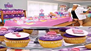 Doc Mcstuffins Home Decor Diy Doc Mcstuffins Party Decor Youtube
