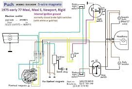 scooter magneto wiring diagram wiring diagram byblank