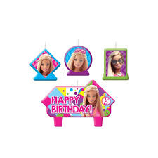barbie toppers kidz party store