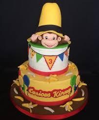 curious george cakes curious george cumpleaños curious george