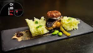 restaurant cuisine moleculaire coupon rabais 59 pour un menu 3 services de cuisine moléculaire