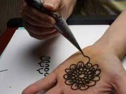 henna tattoo in 3 1 2 min youtube