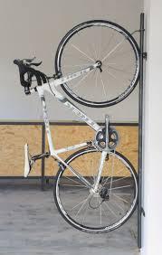 bikes indoor bike rack diy elk bike hanger apartment bike rack