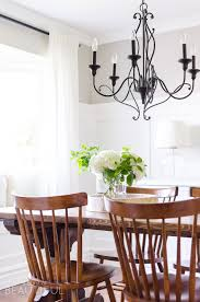 Living Dining Room Summer Home Tour Modern Farmhouse Living U0026 Dining Room A Burst