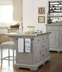 kitchen island set dogwood cobblestone kitchen island set from paula deen 599644