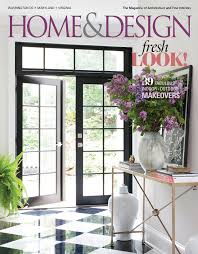 Interior Design Magazines by May June 2017 Archives Home U0026 Design Magazine