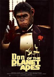 Planet Of The Apes Meme - don of the planet of the apes meme guy